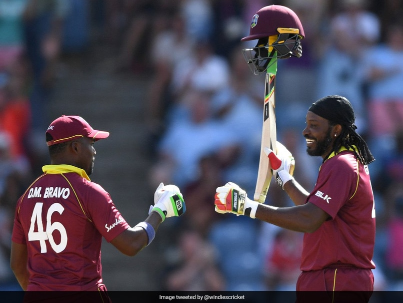 West Indies vs England 4th ODI: Chris Gayle breaks many record at St George