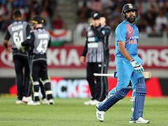 "Rohit Signs Off From New Zealand With ""Positives, Mistakes To Move Ahead"""