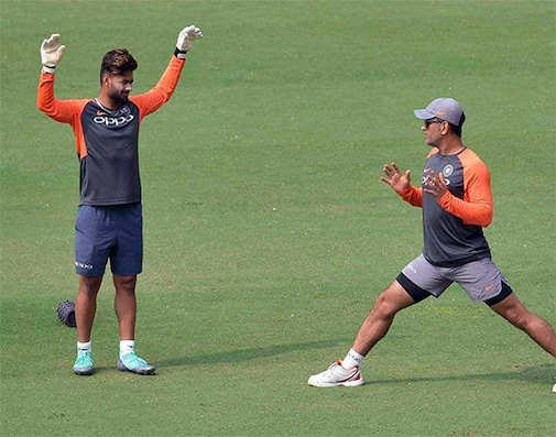 Ex-India Keeper Explains How Dhoni's Success Formula Worked For Pant