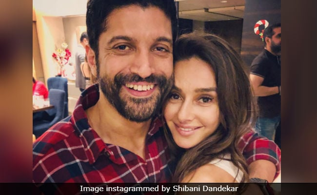 Shibani Dandekar On Relationship With Farhan Akhtar: Pictures Speak A Thousand Words