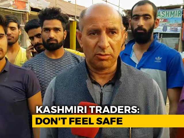 Video : Kashmiri Traders Attacked In Bihar's Capital Patna