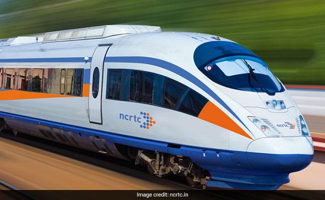 Over Rs 30,000 Crore Cleared For Delhi-Meerut High-Speed Rail Corridor