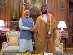 Anti-Terror Push In Focus On Saudi Crown Prince's India Visit: 10 Points