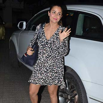 Make A Floral Splash This Summer Like Amrita Arora. 5 Dresses To Pick From