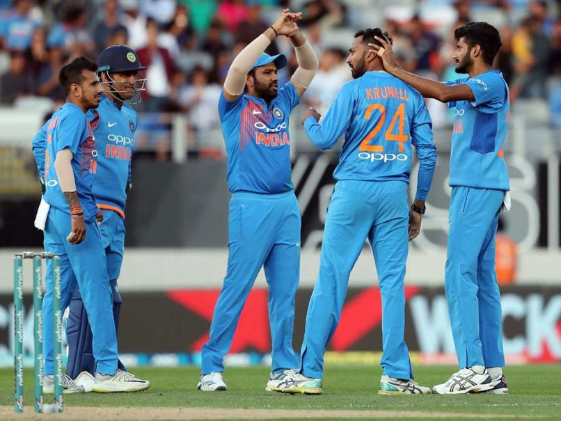 India vs New Zealand 3rd T20I: When And Where To Watch Live Telecast, Live Streaming