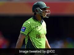 Former Pakistan Batsman Nasir Jamshed