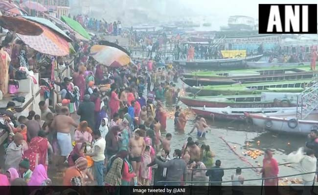 On Mauni Amavasya Today, Over 3 Crore Are Expected At Kumbh Mela