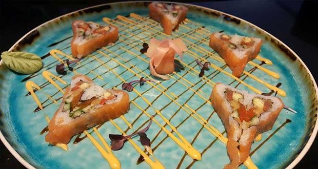 Valentine Sushi Roll