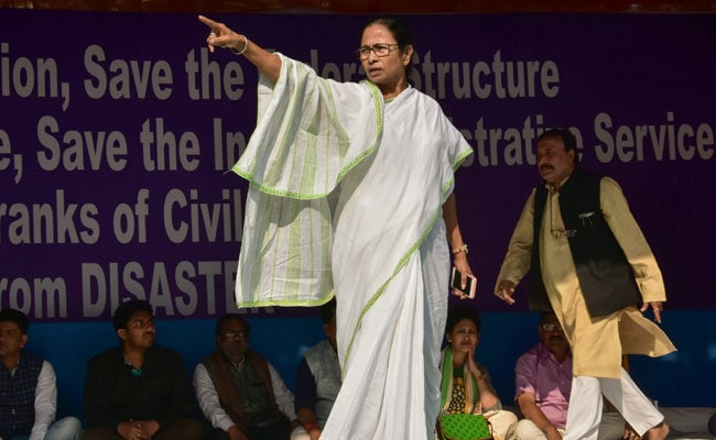 'In Favour Of Armed Forces, But Against PM Modi': Mamata Banerjee