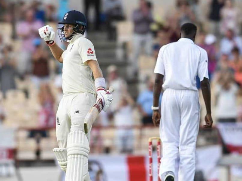 3rd Test, Day 3: Joe Root Century Anchors Rampant England Assault vs West Indies
