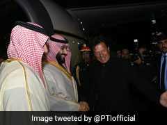 आर्थिक तंगी से जूझ रहे पाकिस्तान ने सऊदी प्रिंस के स्वागत में बिछाये रेड कार्पेट, दी 21 तोपों की सलामी