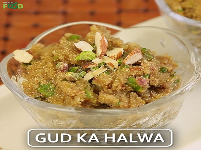 Videos : गुड़ और आटे का हलवा रेसिपी (Gur aur atte ka halwa Recipe)