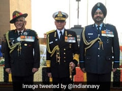 IAF, Army, Navy Joint Media Address Today, 1st After India-Pak Escalation
