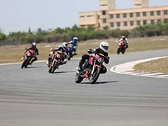 The aspiring racers will be training on the race tuned TVS Apache RTR 200 4V Race Edition 2.0