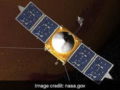 NASA Turns Mars Sniffer MAVEN Into Data-Relay Satellite For Rovers