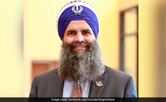 Indian-American Gurinder Singh Khalsa Announces Entry Into US Politics