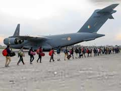 Army To Airlift Stranded Students, Others From Jammu And Srinagar