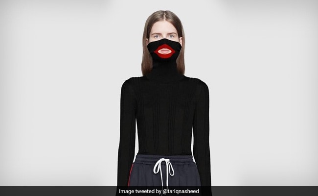 Fashion Brand Gucci Apologises After Sweater Sparks Blackface Controversy