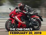 Video : Honda CBR 650R, Mahindra Older Models, Skoda Shield Plus