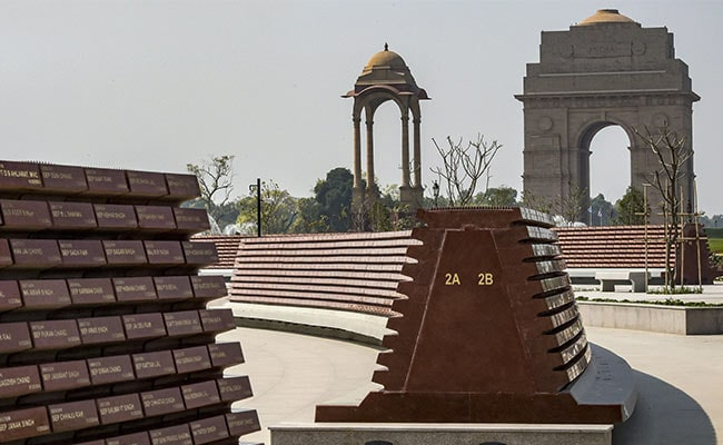 All You Need To Know About The National War Memorial In Delhi