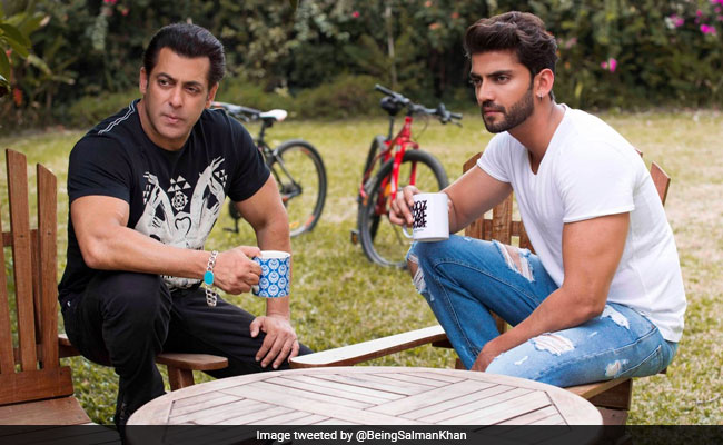 'Have Seen Salman Khan Get In Trouble For Thinking With His Heart,' Says Notebook's Zaheer Iqbal