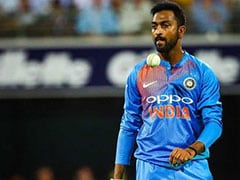 """Scoreboard Pressure"": Krunal Pandya Opens Up On India"