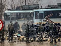 Jaish Leadership In Valley Eliminated In Under 100 Hours Of Pulwama: Army