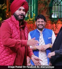 Twitter Calls For #BoycottKapilSharma After What He Said About Sidhu