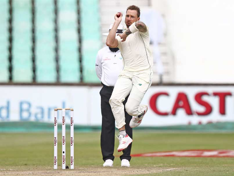 Dale Steyn Overtakes England's Stuart Broad With Impressive Spell Against Sri Lanka