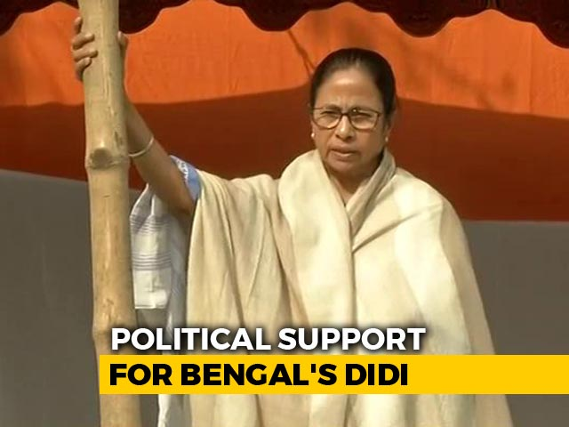 Video : CBI vs Mamata Banerjee To Reach Top Court Today After Showdown In Kolkata