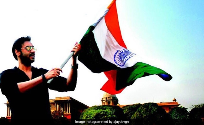 Indian Air Force ने आतंकी शिविरों को किया ध्वस्त, अजय देवगन बोले- सैल्यूट इंडियन एयर फोर्स