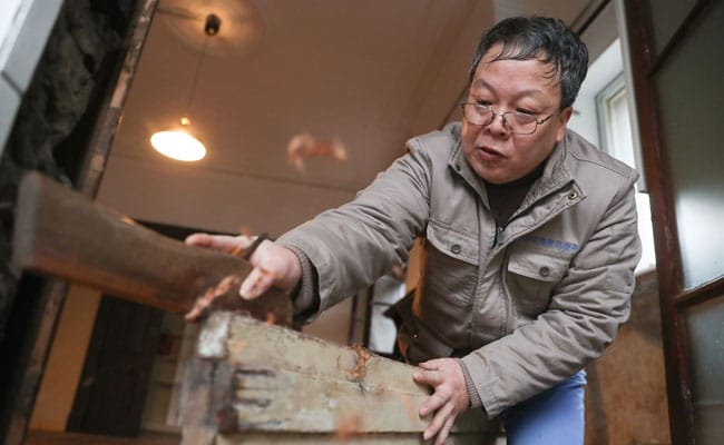 Meet The Carpenter Preserving Old Shanghai, One Nail At A Time