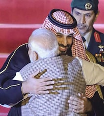 'Would You Show Courage... ?' Congress Taunts PM As Saudi Prince Visits