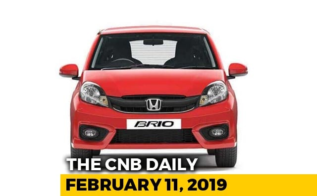 Video : Honda Brio Discontinued, Mahindra Marazzo Bookings, BMW S1000RR Launch