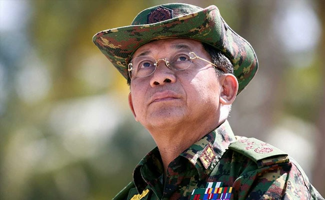 Myanmar Army Chief Denies Systematic Persecution Of Rohingya