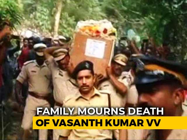 Video : Kerala CRPF Soldier Sent Photos Of Dew And Mist To Wife Before His Death