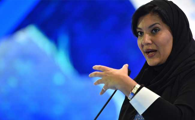 Saudi Prince Shows Grip on Power, Names First Woman Envoy To US