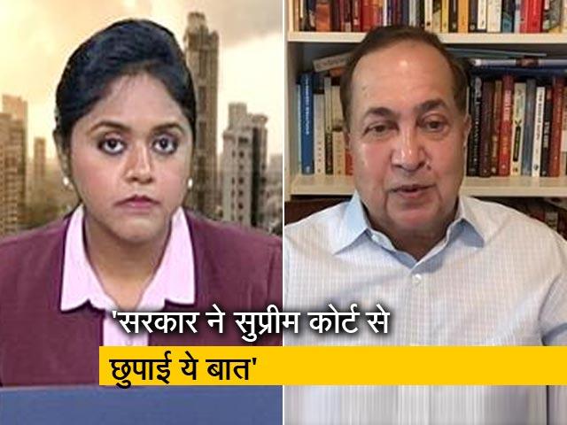 Video : राफेल डील से जुड़े खुलासे पर द हिंदू के चेयरमैन एन राम से खास बातचीत