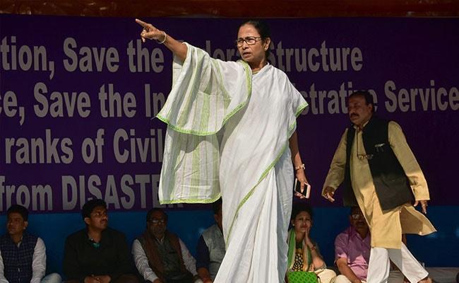 'No Rani Lakshmibai, She's A Demoness': Union Minister Giriraj Singh On Mamata Banerjee