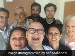 Nafisa Ali, Battling Cancer, Shares Photos Ahead Of Surgery