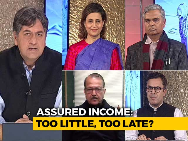 Video : The 'Election' Budget: Will Sops Translate Into Votes?