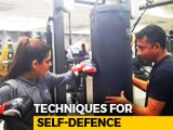 Video : Fitness For Self-Defence