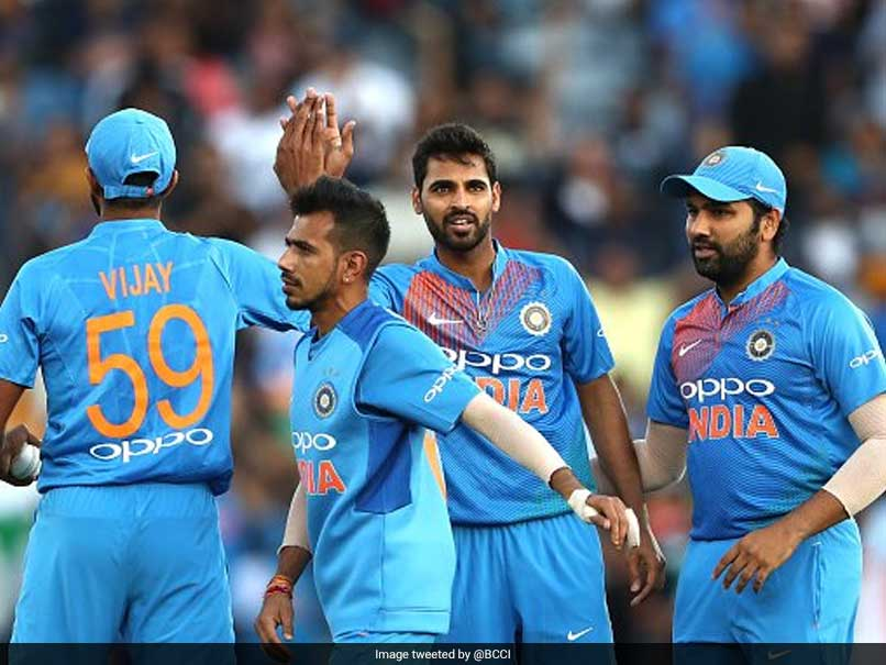 3rd T20I: Confident India Eye First T20I Series Win In New Zealand