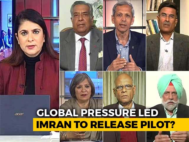 Video : Pak To Release Pilot: Pakistan's Peace Gesture Or India's Diplomatic Coup?