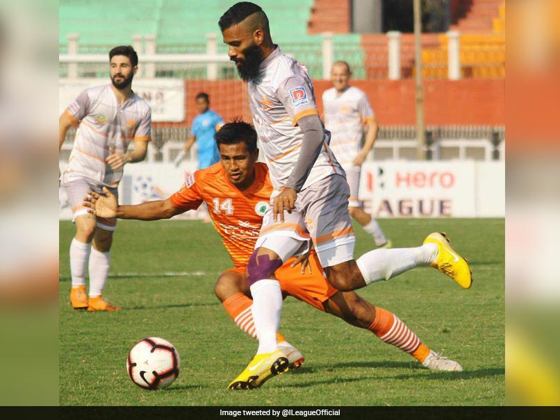 I-League: Leaders Chennai City FC Held By Neroca FC In Six-Goal Thriller