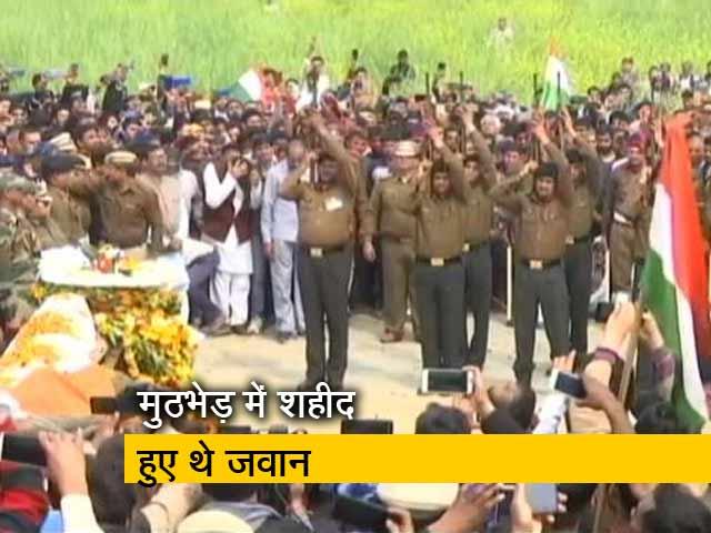 Videos : नम आंखों से दी शहीदों को श्रद्धांजलि
