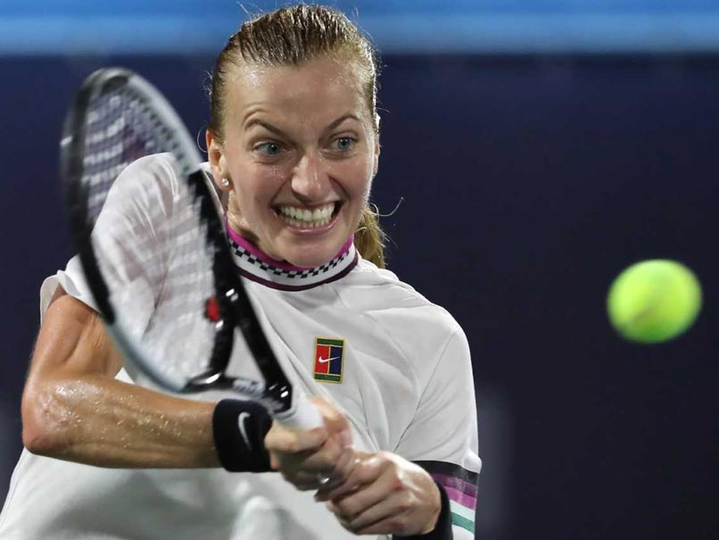 Petra Kvitova Moves Up To Third Spot In WTA Rankings