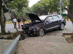 दिल्ली : कार ने ऑटो को मारी जोरदार टक्कर, एक विदेशी महिला की मौत; तीन गंभीर घायल