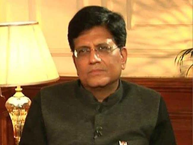 Congress Capitalising On Pak PM's Remarks On Lok Sabha Polls: Piyush Goyal