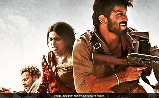 Sonchiriya Preview: Beware Of Dacoits Sushant Singh Rajput And Bhumi Pednekar